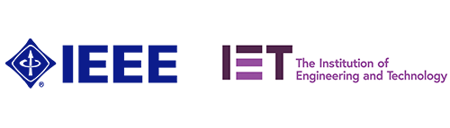 IEEE and IET logos