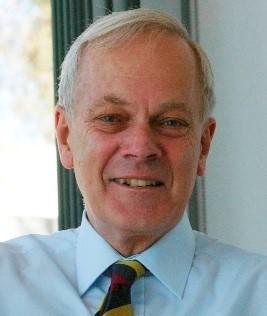 Prof Brian Anderson headshot