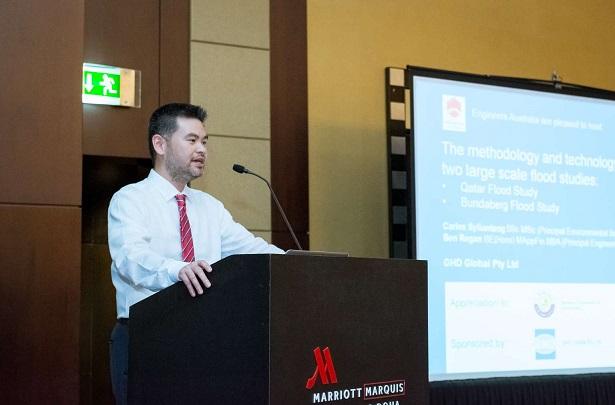EA Qatar Flood Study Presentation | Engineers Australia
