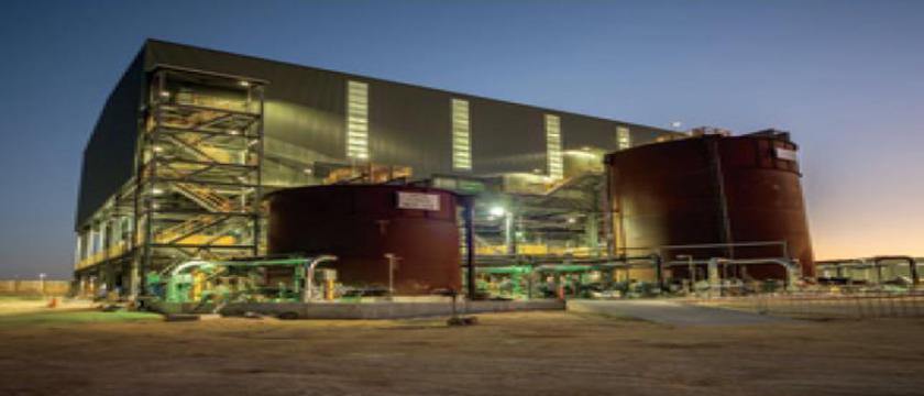 Site Tour - Alcoa Residue Filtration | Engineers Australia
