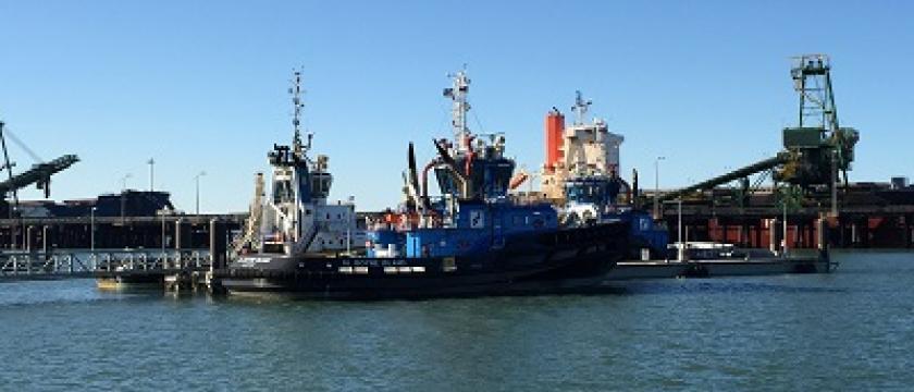 Site Tour - Gladstone Ports Corporation New Tug Base