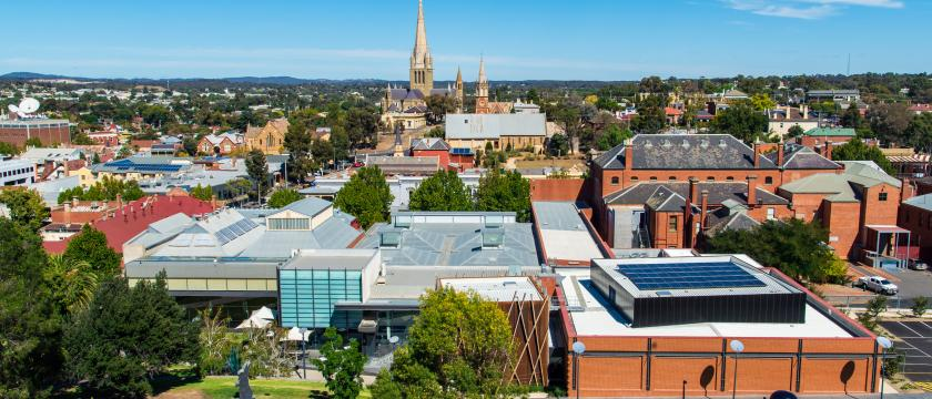 Engineering in Bendigo: Historical Perspectives and Promising Futures