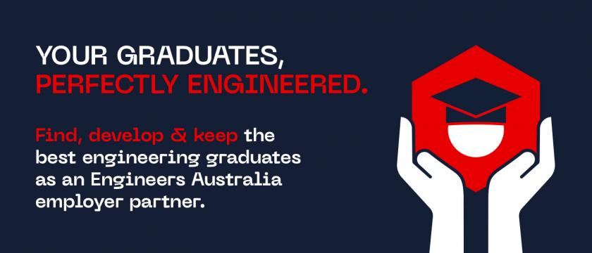 Your graduates, perfectly engineered.