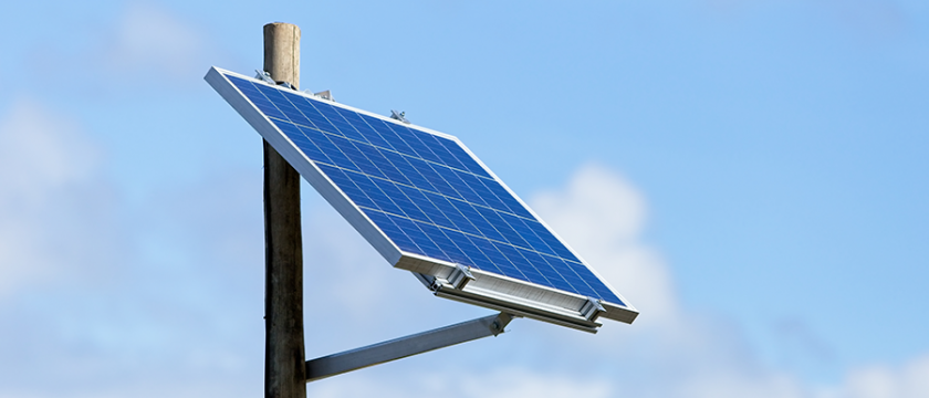 Stand-Alone Solar Power Systems