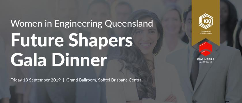Engineers Australia - Future Shapers Gala Dinner