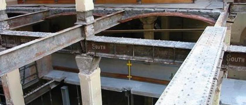 German Engineering and Early Fire Proofing of Melbourne Buildings