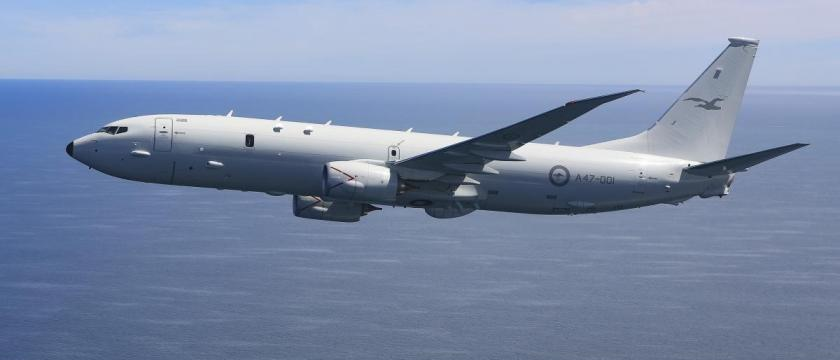 The new P-8A Poseidon Aircraft: Maritime Patrol and Response