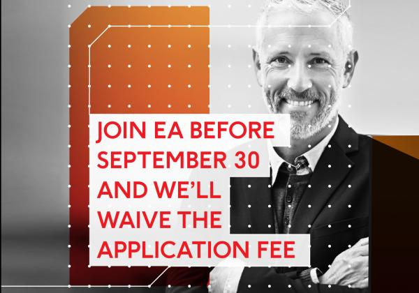 Join Engineers Australia before 30 September 2019 and pay no application fees.