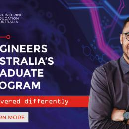 Engineers Australia's Graduate Program
