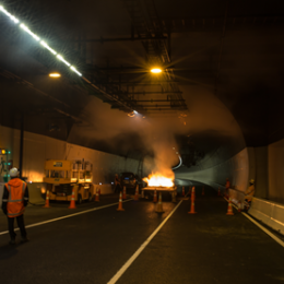 Fire Life safety for tunnels