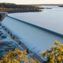 Scrivener Dam Assessing Dam Safety through Physical Modelling