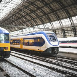 Technical Talk: Railway Risk Assessments in an EU Context - valuing life and how safe is safe enough?