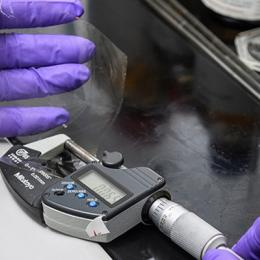 Researchers from the Centre for Fuel Cell Research at the University of Delaware have engineered a self-healing membrane for fuel cell applications.