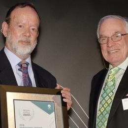 Power awarded WA Professional Engineer of the Year