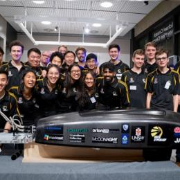Young engineers in with a chance at hyperloop