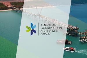 Australian Construction Achievement Award