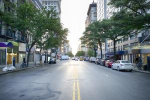 Design and Delivery Challenges of Low Speed Shared Urban Streets