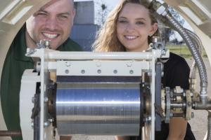 Engineers at the University of California Advanced Solar Technologies Institute have developed and tested a solar thermal-powered process for drying the remains of fruits and vegetables, so they can be reused more effectively.