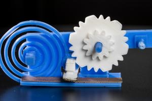 University of Washington engineers have developed 3D printed plastic objects that are able to connect to WiFi – without electronics.