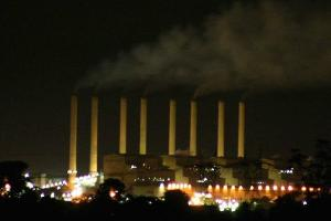 The Hazelwood power station is set to close next year. Photo: Mriya/Wikipedia