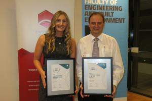 Congratulations to our Professional and Young Professional Engineer of the Year