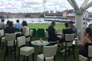 EA UK Chapter Summer Social Event to The Oval Cricket Ground