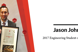 Quick Chat with the 2017 Engineering Student of the Year