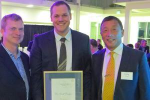 CEME offshore engineer wins prestigious science award