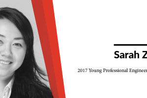Quick Chat with the 2017 Young Professional Engineer of the Year